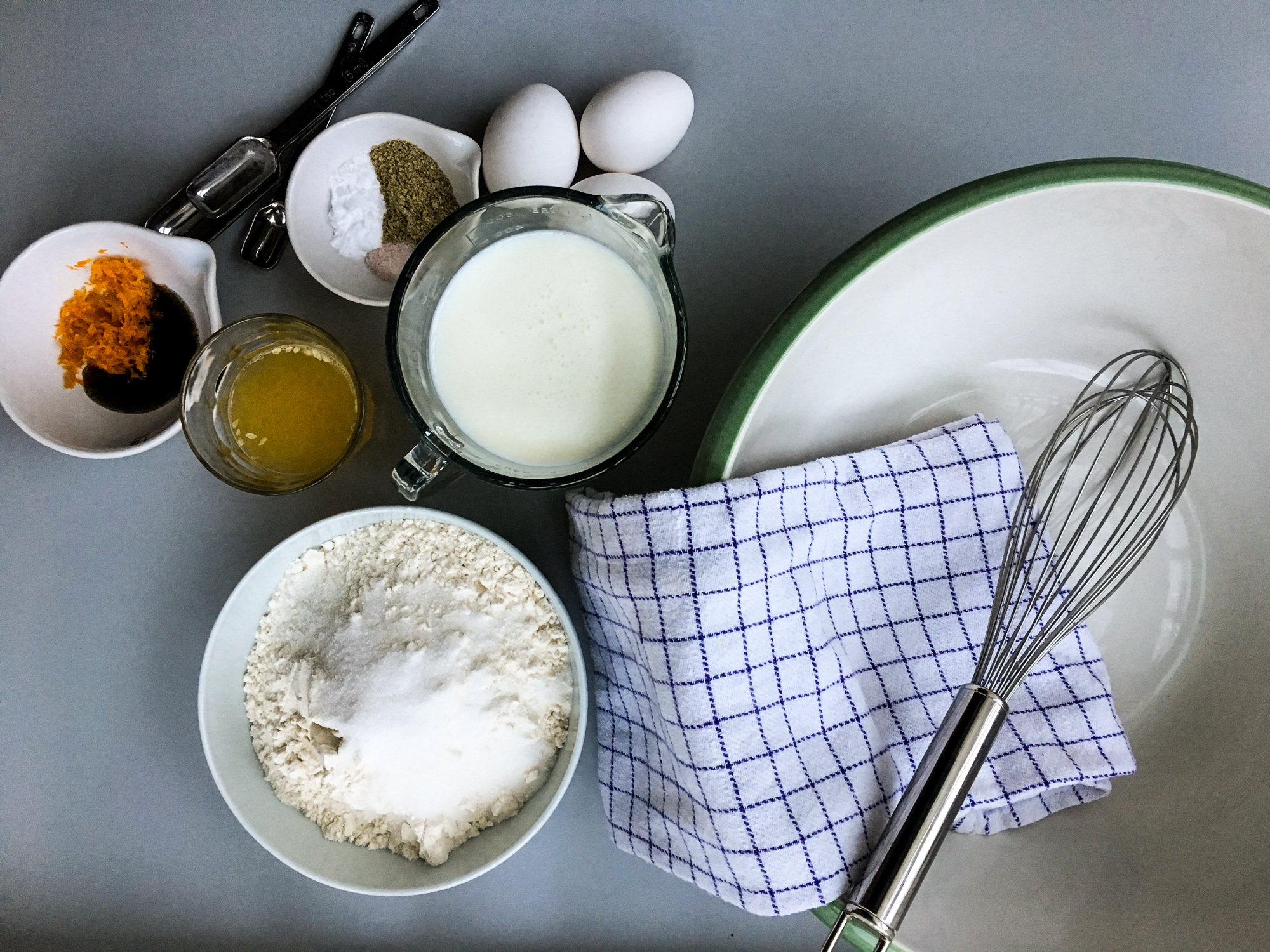 æbleskiver ingredients