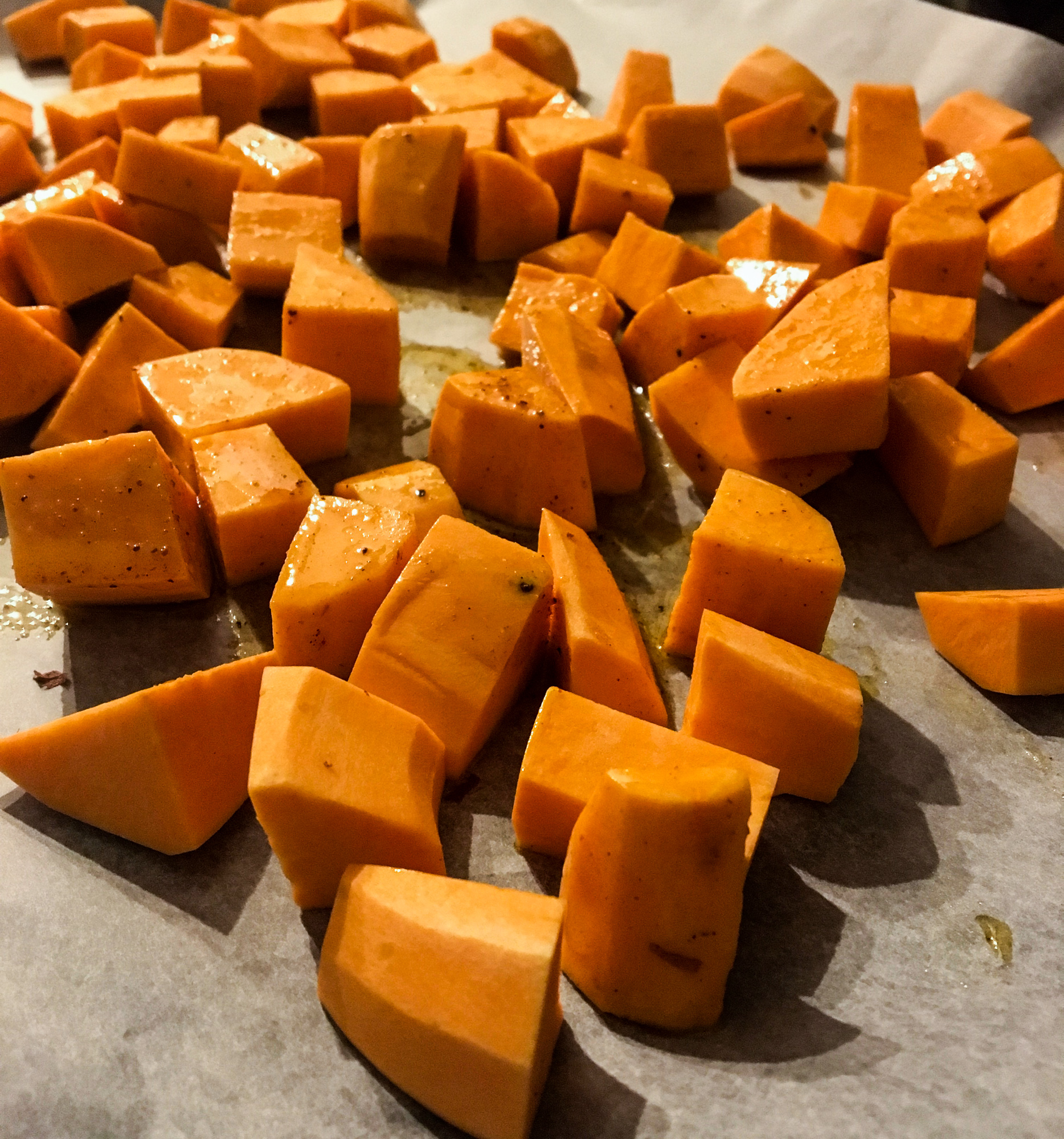 sweet potatoes to roast